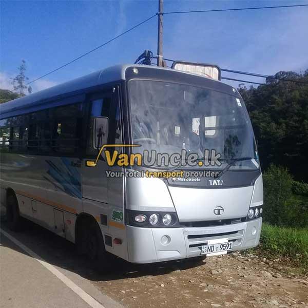 School Transport Service from Wellampitiya to Bambalapitiya