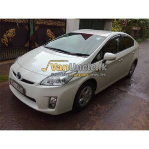 Toyota Prius for Special Hires