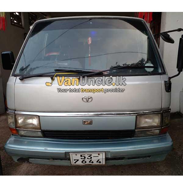 Staff Office Transport Service from Moratuwa to Battaramulla