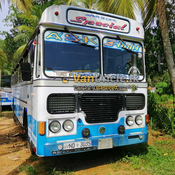 Staff Office Transport Service from Akuressa to Hambantota