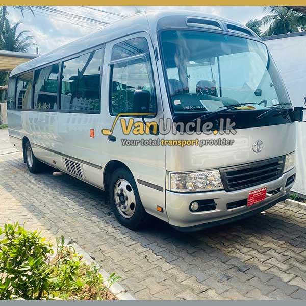 Staff Office Transport Service from Horana to Fort