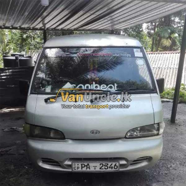 Staff Office Transport Service from Poththapitiya to Kandy