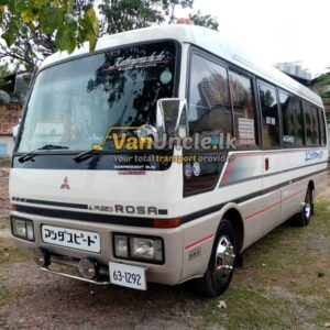 Office Transport Service from Moragahahena to WTC
