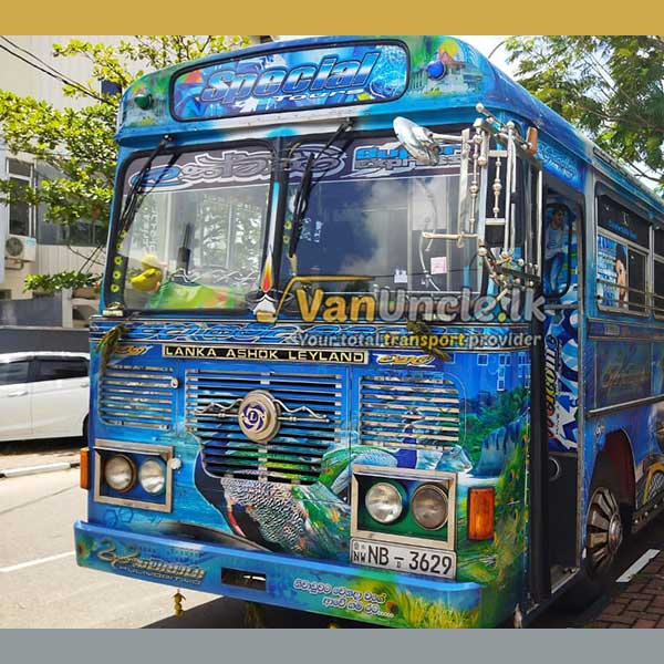 Office Transport Service from Kurunegala to Maharagama