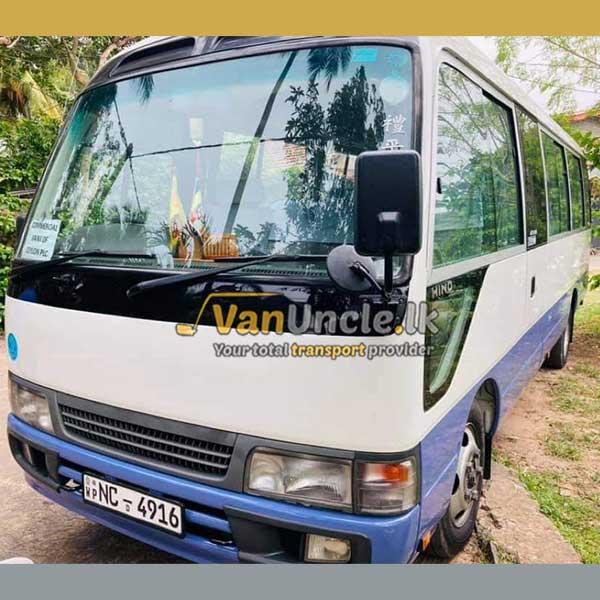 Office Transport Service from Panadura to Dematagoda