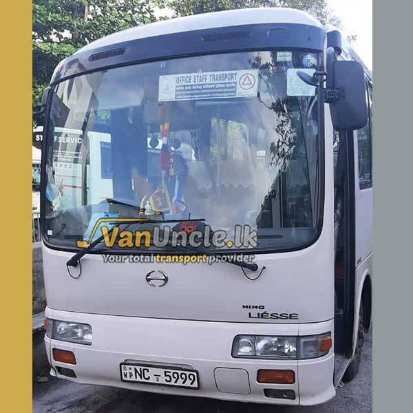 Office Transport Service from Nittambuwa to Townhall