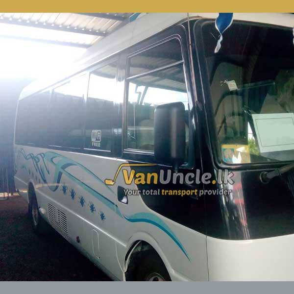 Staff Office Transport Service from from Maththegoda to Kotahena