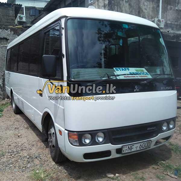 Office Transport Service from Kirillawala to Maradana